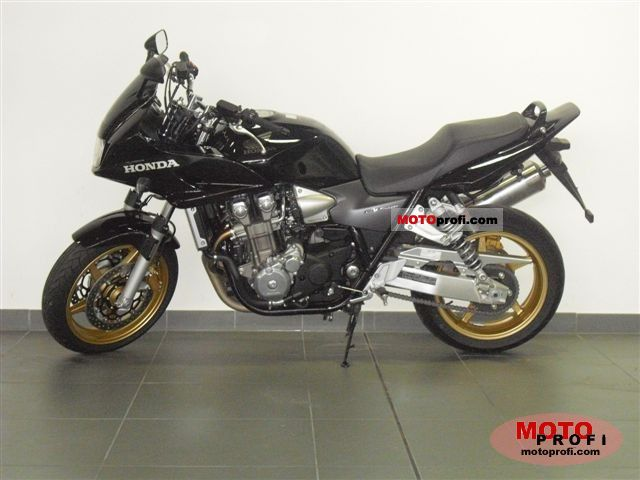 Honda CB 1300 S 2008 photo