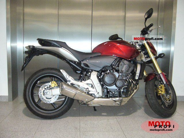Honda CB 600 F Hornet 2008 photo