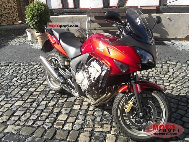 Honda CBF 600 S 2008 photo