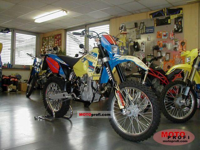 Husaberg 650. Husaberg FE 650 E 2008