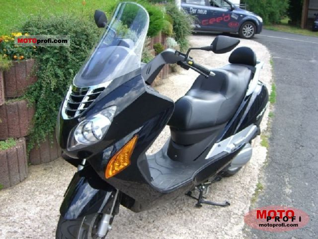 Hyosung MS3 250 2008 photo