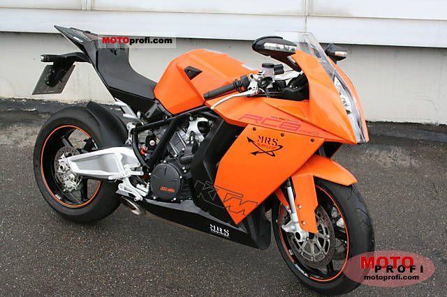 KTM 1190 RC8 2008 photo