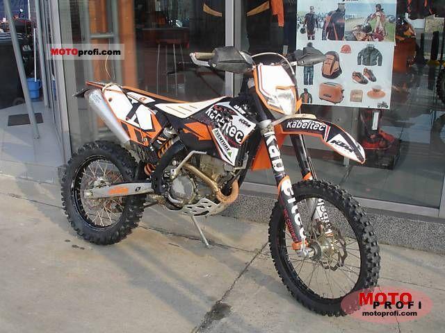 KTM 250 EXC-F 2008 photo