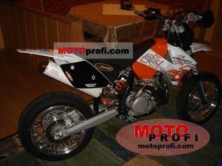 KTM 450 SMR 2008 photo