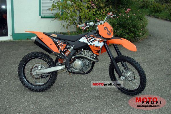 KTM 450 SX-F 2008 photo