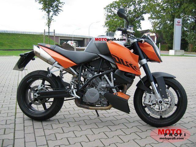 KTM 990 Super Duke 2008 photo