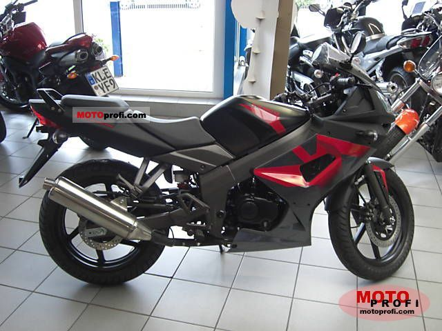 kymco quannon 125 2008 specs and photos. Black Bedroom Furniture Sets. Home Design Ideas
