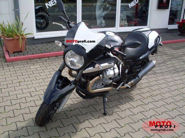 Moto Guzzi 1200 Sport 2008 photo