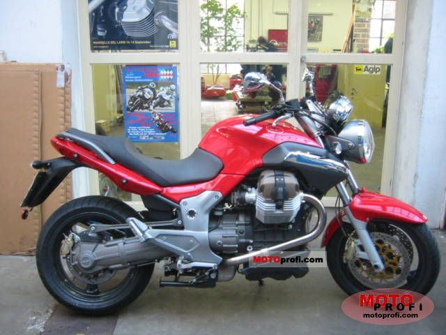 Moto Guzzi Breva 1100 2008 photo