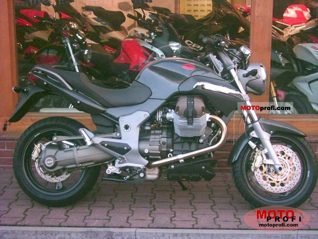 Moto Guzzi Breva 1100 ABS 2008 photo