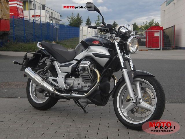 Moto Guzzi Breva 750 2008 photo