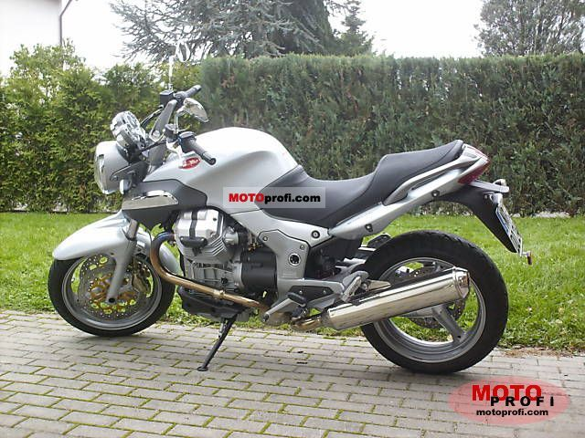 Moto Guzzi Breva 850 2008 photo