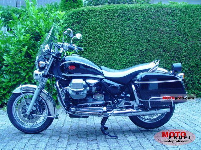 Moto Guzzi California Vintage 2008 photo