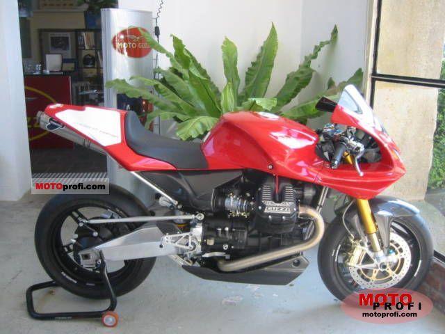 Moto Guzzi MGS-01 Corsa 2008 photo