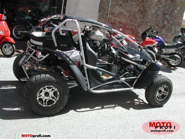 PGO Big Max 50 2008 photo