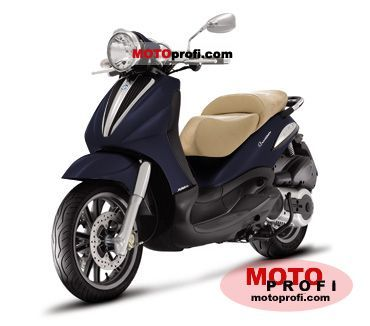 piaggio beverly cruiser 500 2008 specs and photos