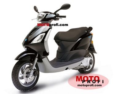piaggio fly 50 2008 specs and photos