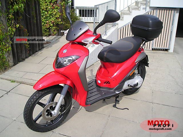 piaggio liberty 50 2008 specs and photos