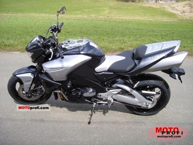 Suzuki B-King 2008 photo