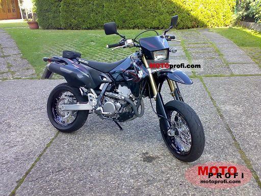 2008 Suzuki DR Z400 SM (Chilliwack) Images