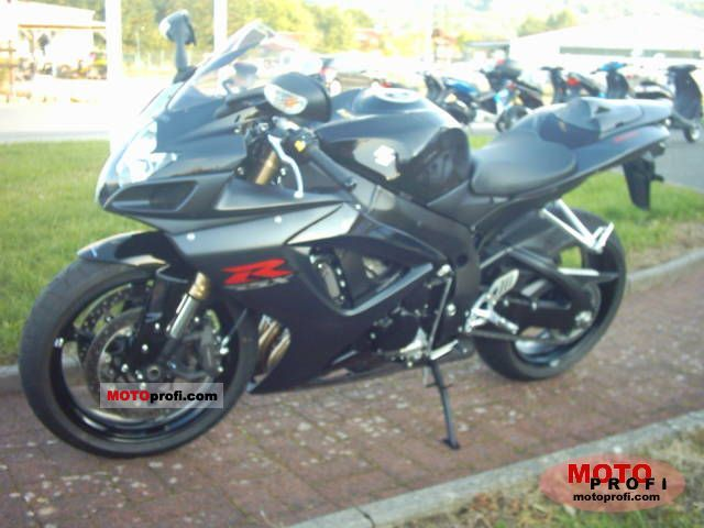Stupendous Suzuki Gsx R 600 2008 Specs And Photos Caraccident5 Cool Chair Designs And Ideas Caraccident5Info