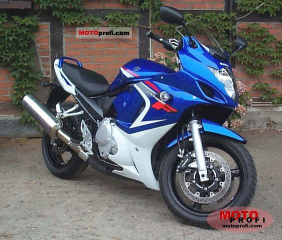 suzuki gsx 650 f 2008 specs and photos. Black Bedroom Furniture Sets. Home Design Ideas