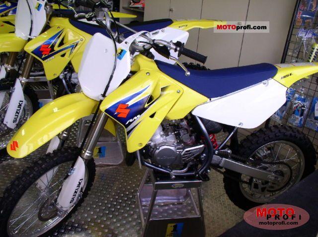 Suzuki RM 85 2008 Specs and Photos