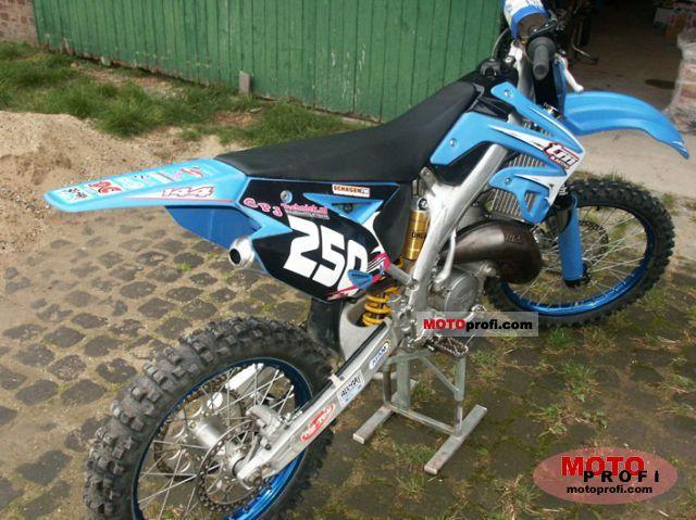 TM racing MX 144 2008 photo