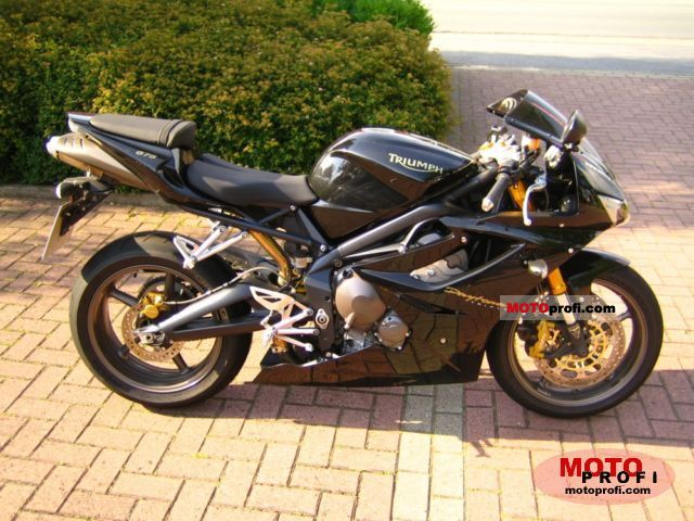 Magnificent Triumph Daytona 675 2008 Specs And Photos Ibusinesslaw Wood Chair Design Ideas Ibusinesslaworg