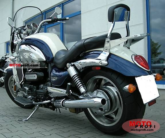 2009 Triumph Rocket 3 Picture Wallpapers