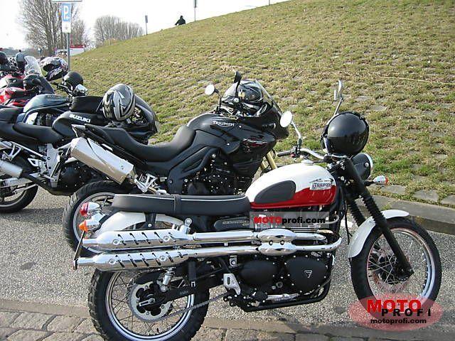 Triumph Motorcycles: Triumph Scrambler Performance Images