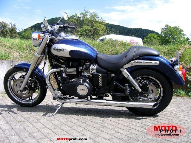 Triumph Speedmaster 2008 Photo 7