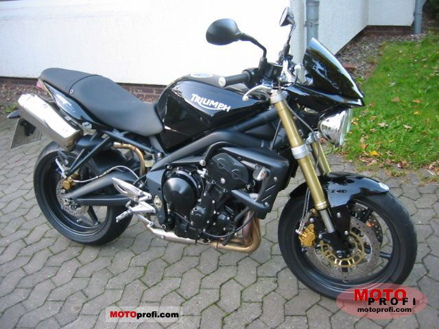 triumph street triple 675 2008 specs and photos. Black Bedroom Furniture Sets. Home Design Ideas