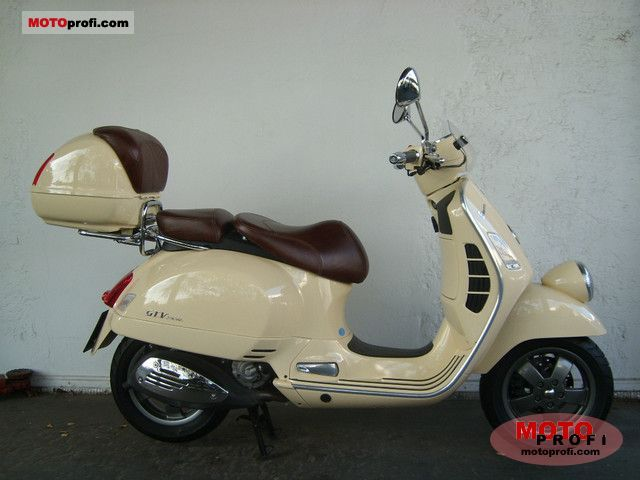 Vespa Gtv 2008 Specs And Photos