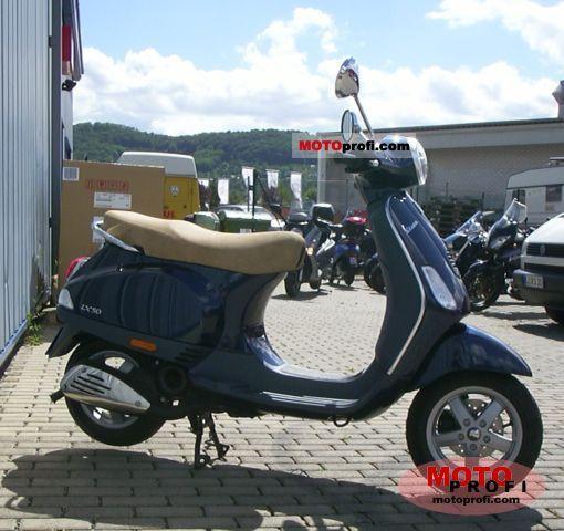 vespa 50 2008
