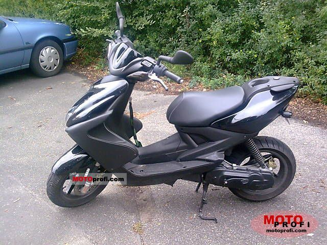Yamaha Aerox R 2008 photo