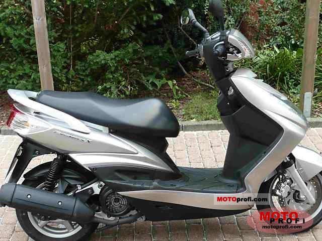 Yamaha CygnusX 2008 photo