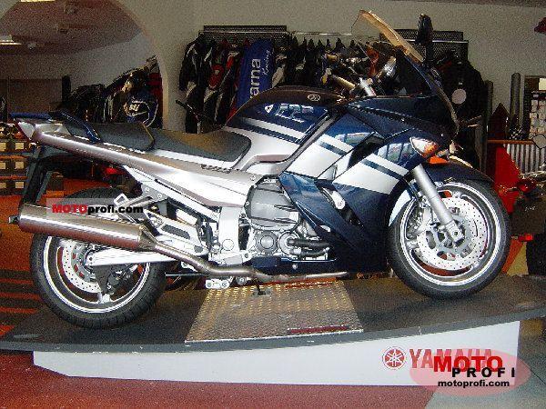 Yamaha FJR 1300 A 2008 photo