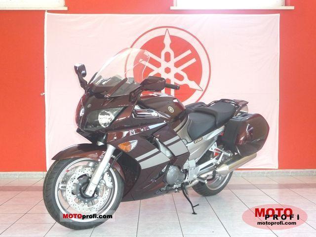 Yamaha FJR 1300 AS 2008 photo