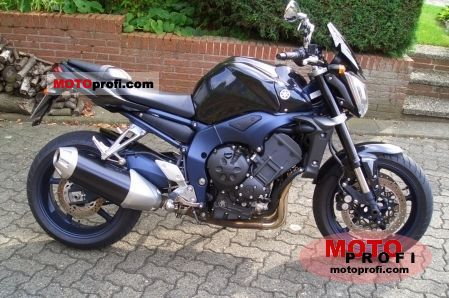 Yamaha FZ1 2008 photo