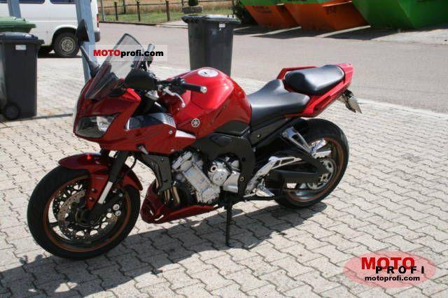 Yamaha FZ1 Fazer 2008 photo
