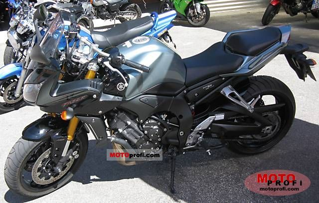 Yamaha FZ1 Fazer ABS 2008 photo