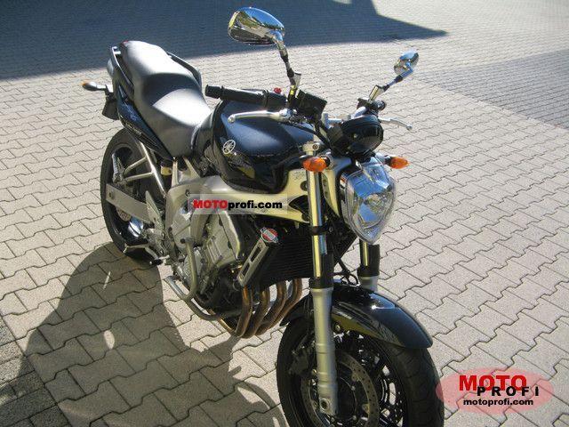 Yamaha FZ6 2008 photo