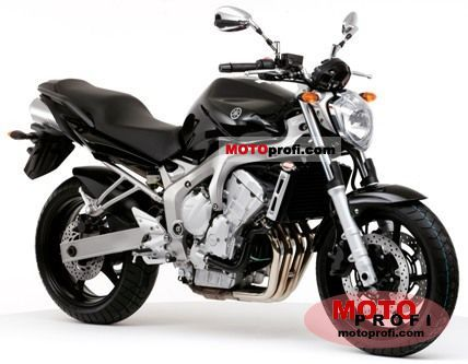 Yamaha FZ6 ABS 2008 photo