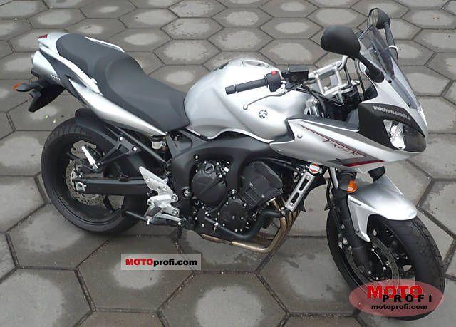 Yamaha FZ6 Fazer 2008 photo