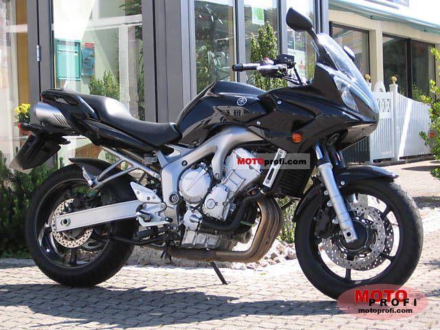 Yamaha FZ6 Fazer ABS 2008 photo