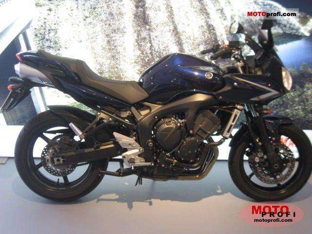 Yamaha FZ6 Fazer S2 ABS 2008 photo