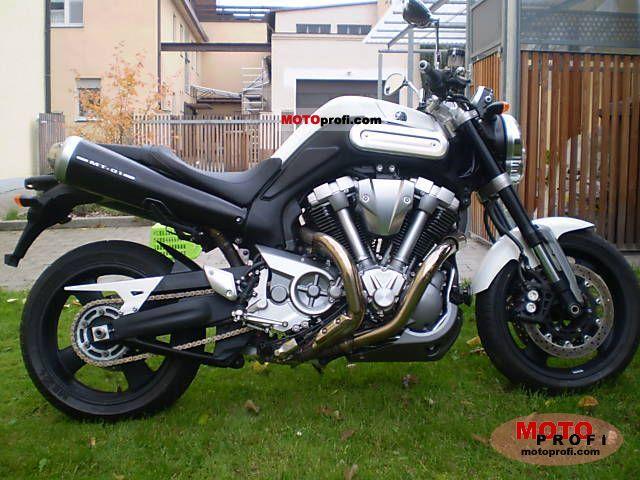 Yamaha MT-01 2008 photo