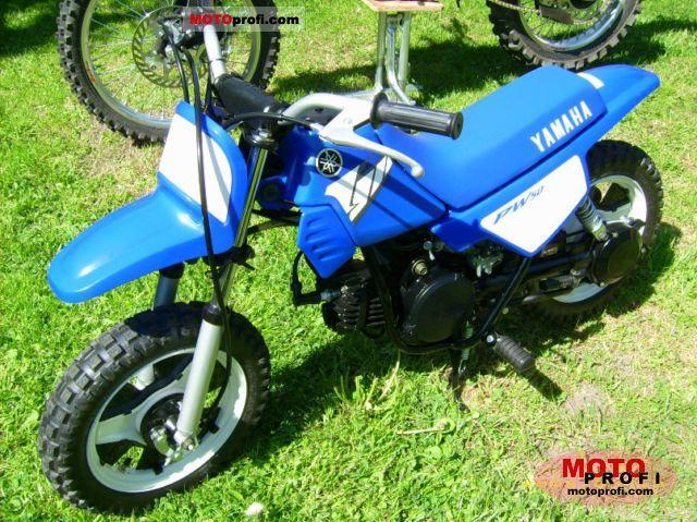 Yamaha PW 50 2008 photo
