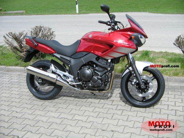 Yamaha TDM 900 2008 photo